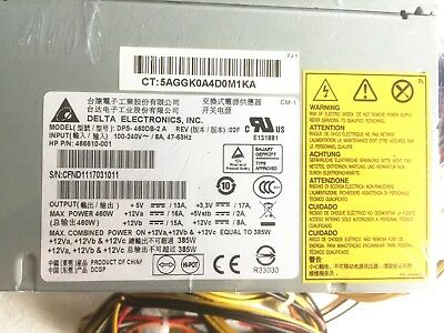 HP Server POWER SUPPLY / RPS / BATTERY